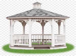 آلاچیق و پرگولای چوبی